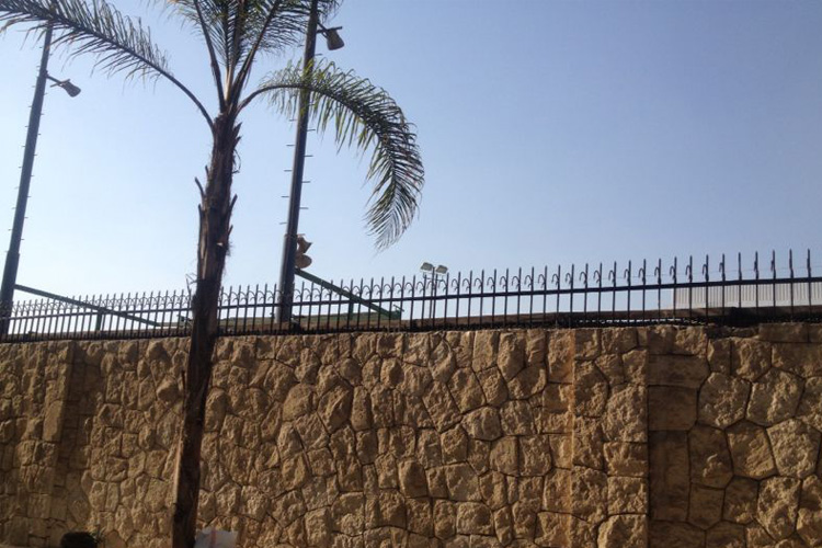 CAC Perimeter Wall Upgrade